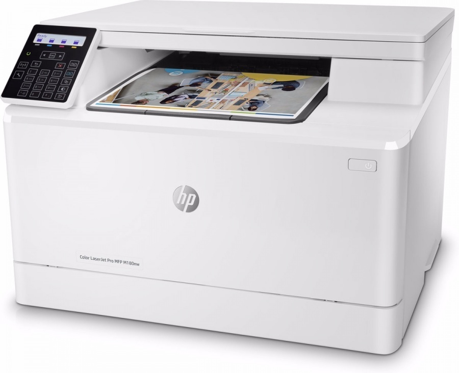 Impresora Laser Color Hp M180nw