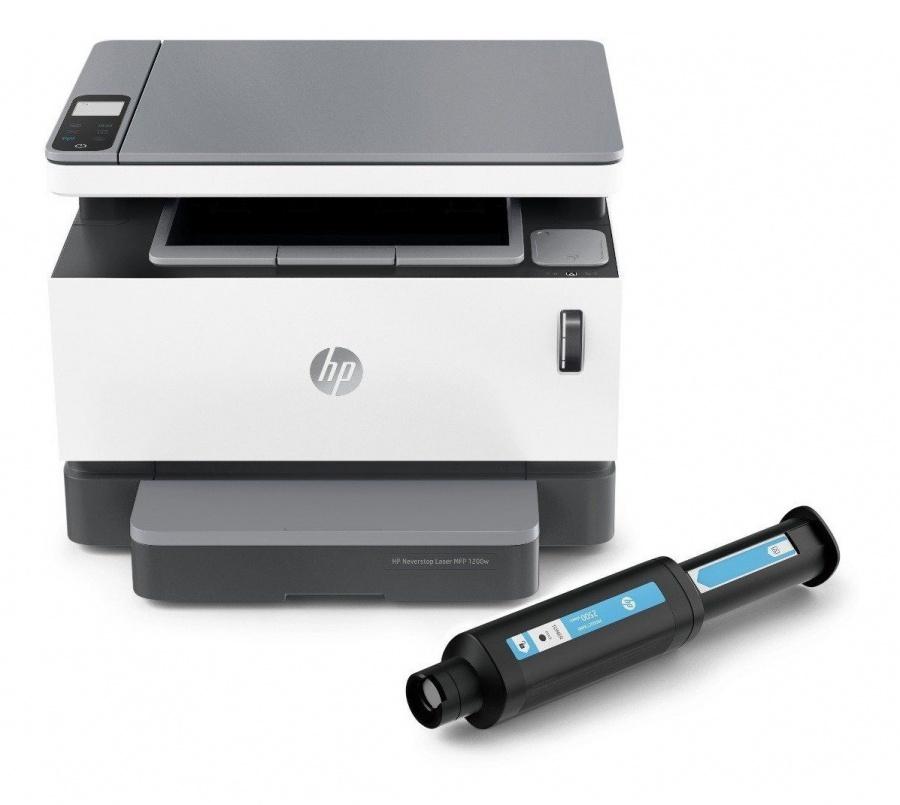 Impresora HP Multifunción Laser Neverstop 1200w