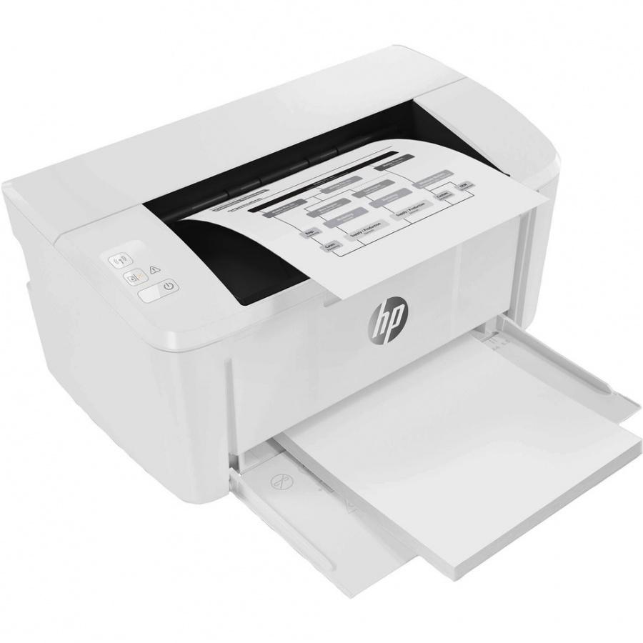 Impresora Laser B/n Hp M15w Wifi