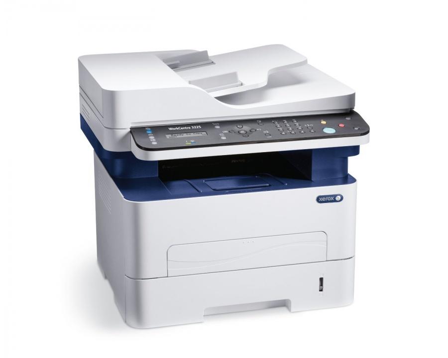Impresora Xerox Workcentre 3225 Dni Wifi Red Fotocopiadora