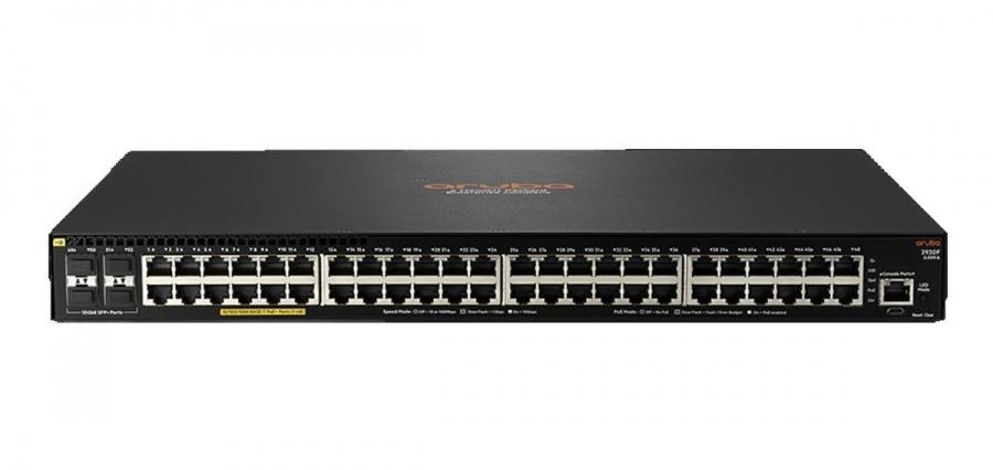 Switch HP Aruba FULL ADM 2930F 48G 4SFP ( JL260A )