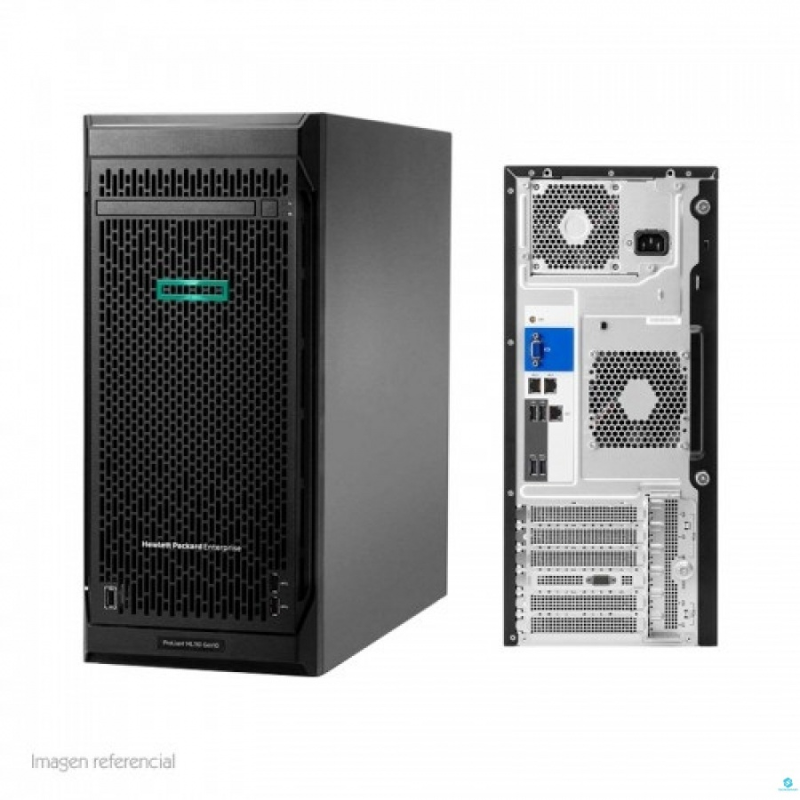 Servidor HPE ProLiant ML110 Gen10 3106 16GB