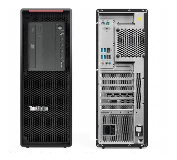 Pc Lenovo P520 Xeon W-2102